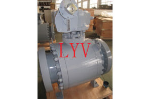API 150lb Cast Steel Floating Ball Valve pictures & photos