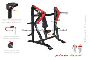 Fitness Equipment, Body Building Machine, Chest Press-PT-701, Gym Equipment pictures & photos