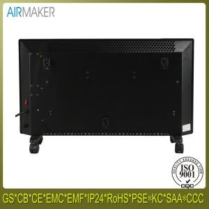 Tempered Galss Infrared Panel Convector Heater with 24hour Timer pictures & photos