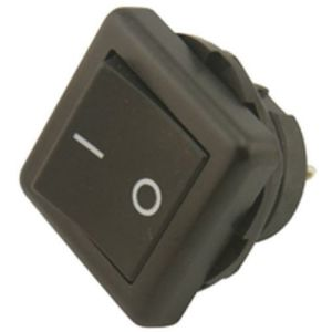 Square Panel Mounting Rocker Switch Spst 10A pictures & photos