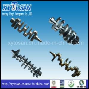 Engine Crankshaft for Mitsubishi S4s/S4f/4D30/4G13/4G32/4D56 (OEM Me013667 MD012320 MD187921) pictures & photos