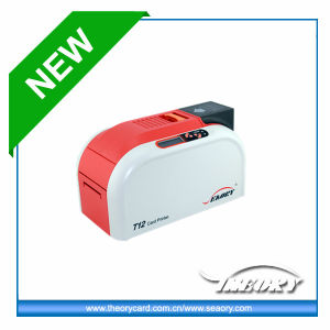 High Quality IC/ID Card Printer Thermal Print Machine pictures & photos