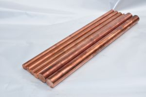 Chromium Copper Rod, Crcu (elkonite)