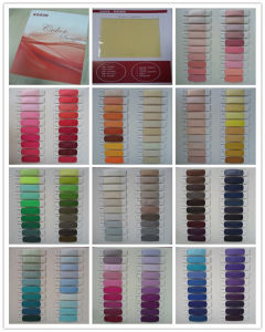 Polyester Chiffon Fabric, Textile and Woven Fabric, 200 Color, Spot Sales for Garment pictures & photos