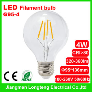 2016 New LED Filament Bulb (G95-4)
