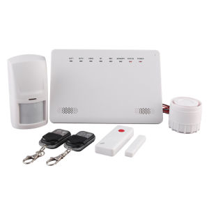 GSM Smart Burglar Home Alarm with iPhone&Android APP --Yl-007m3X pictures & photos