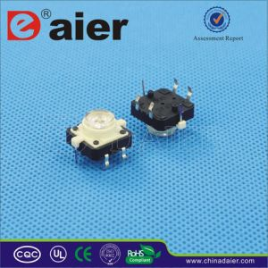 Tactile Micro Switch, LED Illuminated Tact Switch Pdf (TSL12121) pictures & photos