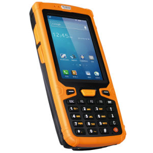 Rugged Android 2D Barcode Scanner/Handheld Rugged Android 2D Barcode Scanner with WiFi/Bluetooth/GPS/3G pictures & photos