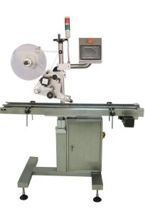 Santuo Economic Top or Side Labeling Machine/Labeler pictures & photos