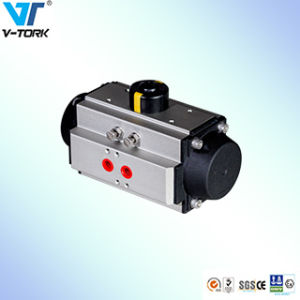 Pneumatic Actuator 5 Port 2 Way Double Acting Actuators Ball Valve pictures & photos