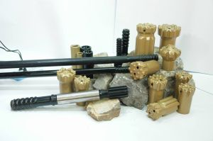 Rock Bit for Top Hammer Drilling pictures & photos