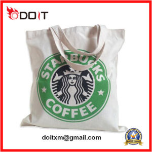 High Quality Canvas Tote Bag with Customer Logo pictures & photos