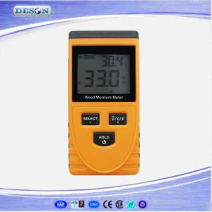 portable Digital Wood Moisture Meter Wood Humidity Meter pictures & photos