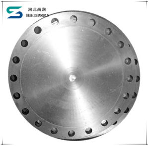 ASTM A182 F53 Gr2507 Blind Flange for Pipe Fittings pictures & photos