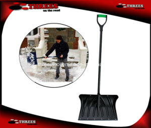 High Quality 20 Inch Plastic Snow Shovel (1507152) pictures & photos