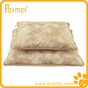 Rectangle Pet Cushion with Removable Insert (PT38320)