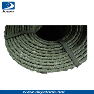 Diamond Wire Saw Cutting Steel pictures & photos