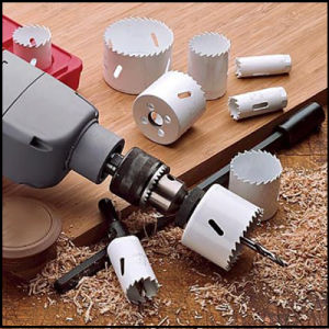 9PCS M3 M42 HSS Bi-Metal Hole Saw Set for Stainless Steel Sheet pictures & photos