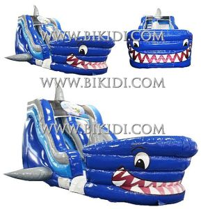 Shark Water Slide, Giant Inflatable Slider for USA pictures & photos