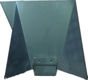 Interior Sheet Metal Part, CNC Bending Spare Part, Powder Coating Part pictures & photos