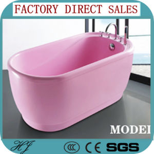 Factory Direct Sales Colour Modern Bathtub (612A) pictures & photos