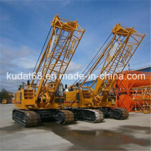 55tons Mobile Crawler Crane (QUY55) pictures & photos