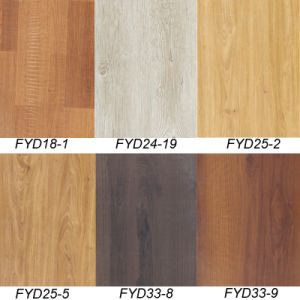 Maple Wood PVC WPC Vinyl Floor Tile (FYD-maple1) pictures & photos