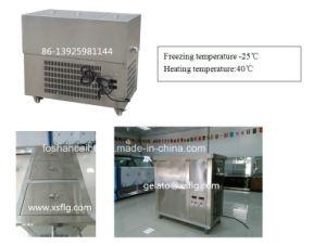 110V/60Hz Demould Ataforma Molds Popsicle Machine pictures & photos