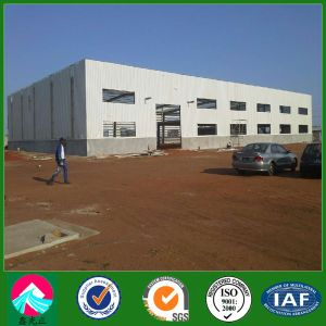 Sandwich Panel Steel Structure Workshop (XGZ-SSW 523) pictures & photos