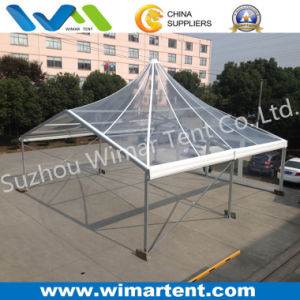 10X10m Transparent Mixed Type Tent for Outdoor Event pictures & photos