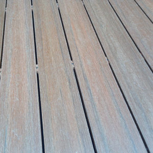 Co-Extrusion WPC Decking with CE pictures & photos
