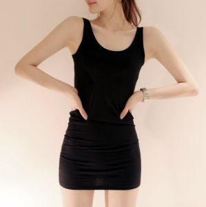 Ladies Bodybuliding Cotton Bulk Sexy Tank Top Manufacturer pictures & photos