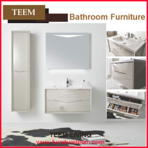 Teem Miller-900m Modern Bathroom Furniture High Glossy Hanging Cabinet pictures & photos