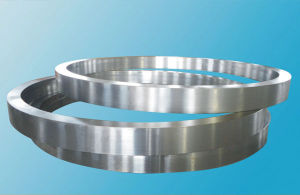 Carbon Steel Forged Steel Ring for Wind Power ASME BS En A105 100kg pictures & photos