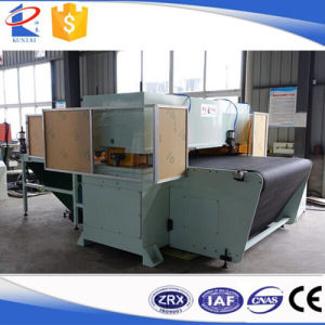 Hydraulic Automatic Carpet Cutting Machine with Conveyor Belt