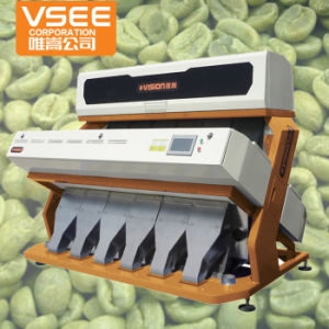 Coffee Bean CCD Color Sorter with Higher Quality pictures & photos