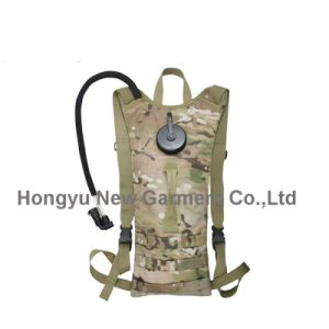 Military Molle 3 Liter Backstrap Hydration Bag pictures & photos