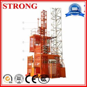 Building Construction Hoist/Construction Elevator/Material Hoist pictures & photos