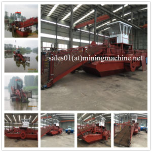 Water Rubbish Cleaning Dredger for Sale pictures & photos