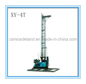 with Hydraulic Tower Drilling Rig (XY-4T 600-700m) pictures & photos