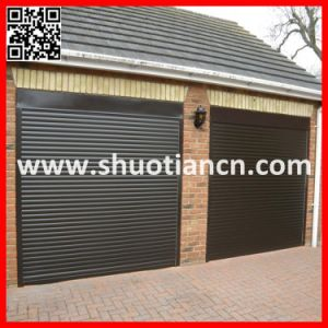 Villa Automatic Roll up Garage Door (ST-002) pictures & photos