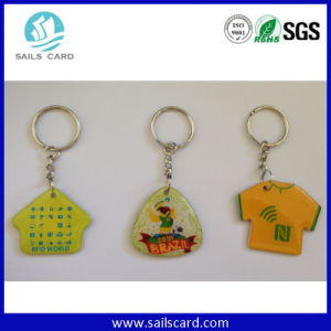 Hot Selling Nfc Pet Keyfob and Unique Qr Code pictures & photos