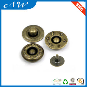 a/Brass Metal Rivet of Nipple Down and Nipple up Rivet pictures & photos