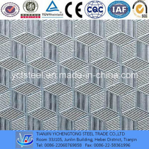 JIS Standard Stainless Checkered Sheet for Decoration pictures & photos