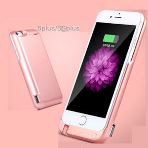 Back Clip Wireless Charger Power Bank for iPhone 7 pictures & photos