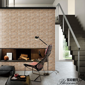 Ceramic Natural Stone Exterior Wall Tile (200X400mm)