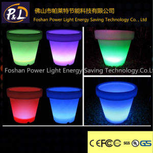 Newest Outdoor&Indoor Decoration Lighting LED Flowerpot pictures & photos
