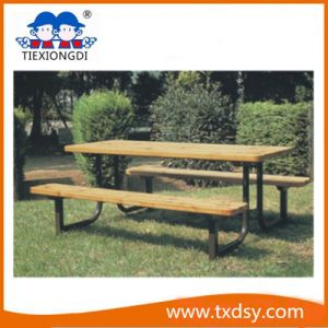 Outdoor Wood Table and Chair pictures & photos