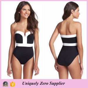 2016 Europe and American Designs Women High Waist Bandage Bikini pictures & photos