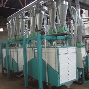 Stone Corn Mill Machinery with Price pictures & photos